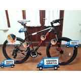 Vendo Bici Mtb Competicion Nueva R26