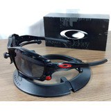 0b1193e24f053 Óculos Racing Jacket, Jawbone De Sol Preto Brilhante