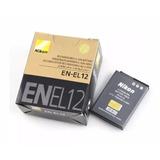 Bateria Original Nikon En-el12 Aw130 S610 S9100 S9300 S9900