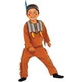 Traje Indio Valor Scout Rubie Vestuario Hijo, Pequeño