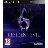 Resident Evil 6 Ps3 Español Ultima Edicion Con Los Dlcs
