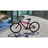 Bicicleta De Bambú Con Fibra De Carbono Urbana J Bam