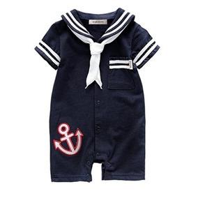 Disfraz Para Niño Stylesilove Del Bebé Del Marinero Del Anc