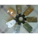 Aspa Ventilador Universal Metalica Fan Clutch