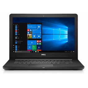 Notebook Dell Inspiron 3467 Core I3 6gb 1tb 14 Windows 10