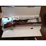 Rifle Aleman Marca Walther Modelo Lgu Master 4.5