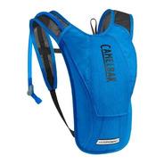 Mochila De Hidratação Camelbak Hydrobak 1,5l Azul Ciclismo