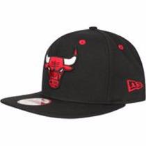 Boné Aba Reta New Era Snapback Chicago Bulls Nba