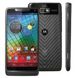 Seminovo - Smartphone Motorola Razr I Xt890 8gb - Bom