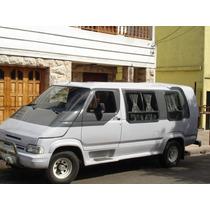 Camioneta Tipo Van Modelo 1997 - Armado Fuera De Fabrica