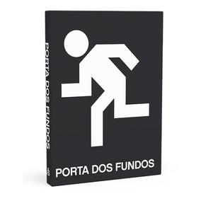 Livro Porta Dos Fundos Humor Fábio Porchat