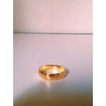 Aliança De Casamento Ouro 12k