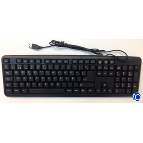 Teclado Usb Imexx Español Estandar Laptop Pc Oferta