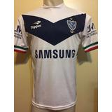 Camiseta Vélez Topper 2014 2015 #12 Pratto Samsung T. M