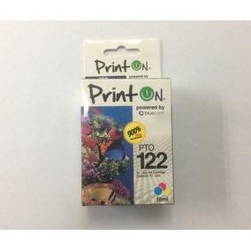 Cartucho 122 Xl Compatible Con Hp 122 Color Printon