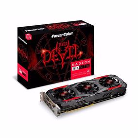 Placa De Video Powercolor Rx 570 4gb Red Devil 4gbd5-3dh/oc