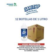 Sanitap-líquido Sanitizante Para Tapetes 12 L