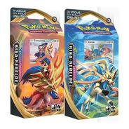 Pokémon Starter Deck Rixa Rebelde Zacian E Zamazenta - Ee2