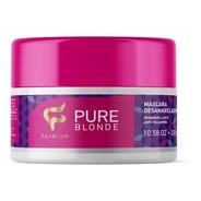 12 Máscara Matizadora Desamareladora Pure Blonde Fashion