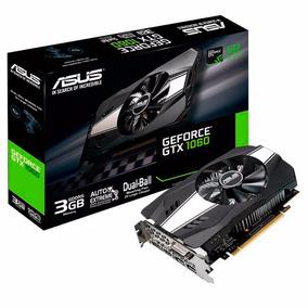 Placa De Video Geforce Nvidia Gtx 1060 3gb Ddr5 Asus Phoenix