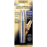 Mascara L´oréal Voluminous Million Lashes 630 Waterproof Bla