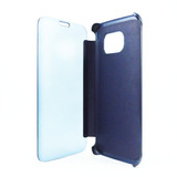 Flip Wallet Clear (azul) / Toto Celulares