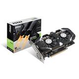 Tarjeta De Video Msi Nvidia Geforce Gtx 1050 Ti Oc 4gb Gddr5