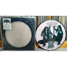 Lp Immortal Battles In The North Picture Disc Black Metal