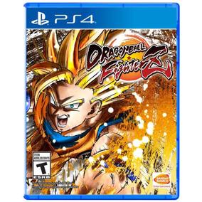 Dragon Ball Fighterz Ps4 Fisico Sellado Original !!!