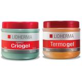 Shock Termico Quemador De Grasa Termogel + Criogel Lidherma