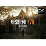 Resident Evil 7 Cd-key Steam Pc Online Original