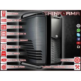 Pc Ultra X99 I7 6950x 64gb Sli Titan X P * À Vista 37.500