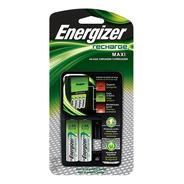 Cargador Energizer Aa/aaa + 2 Pilas Aa 2000mah / Superstore