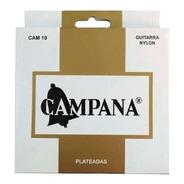 Encordado De Guitarra Criolla Campana Cristal Cam10