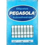 Etiqueta Pegasola  3019 10x35 Mm