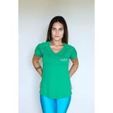Blusa Dry Fit 100% Poliamida Corrida Academia Fitness