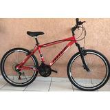 Bicicleta Aro 26, Totem Blitz, Alumínio, 21v