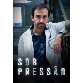Miniserie Sob Pressão Da Globo Completa Frete Gratis