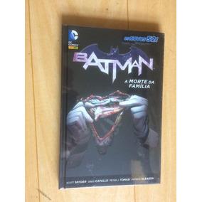 Batman - A Morte Da Família - Novo E Lacrado