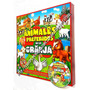 Colección Libros Animales Preferidos De La Granja 8 Tomos Cd