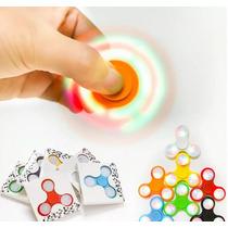 Hand Spinner Con Luz Original Fidget Calidad Garantia Nuevo