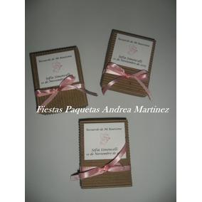 Cajas De Carton Corrugado Para Souvenirs