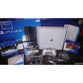 Playstation 4 Ps4 Pro 1 Tb 4k