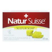 Jabon Azufre Natu Antibacterial - g a $90