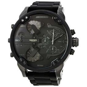 c2131b46711 Relógio Diesel Dz7396 Mr. Daddy 2.0 Original 57 Mm Black. R  2.379