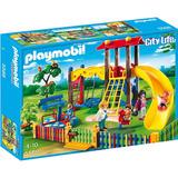 Playmobil Zona De Juego Infantil Para Niños Art.5568