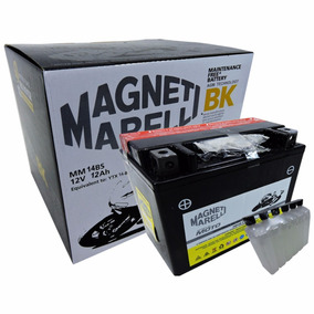 Bateria Bmw R 1200 Gs Ytx14-bs 12ah Magneti Marelli Original