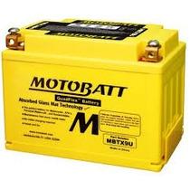 Bateria Motobatt Mbtx9u Yamaha Xvs950 A Midnight Star Ytz14s