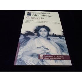 Clemencia Ignacio Manuel Altamirano Libro