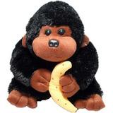Gorila Joy 31 Cm Floresta Macaco Bicho Pelúcia